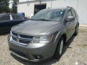 2013 Dodge Journey SUV SXT V6, 3.6L