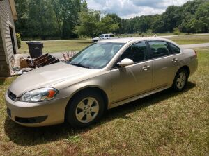 2010 Chevy Impala LT,138753 Miles, Very Well Maintained,Very Clean, Interior Is Very Good Condition, Cold Air Conditioning, Seller Has Been Driving This Vehicle, Bucket Seats,  Please View The Video Below