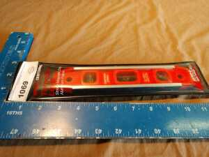 CRAFTSMAN TORPEDO LEVEL, LIKE NEW CONDITION, STILL IN ORIGINAL PACKAGE