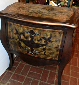 DECORATIVE BOMBAY CHEST