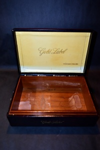 LARGE GRADIZA ANNIS CIGARS BOX