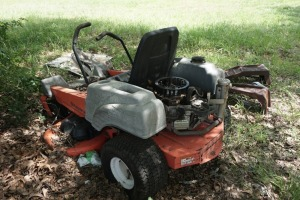 HUSQVARNA MOWER Z5426, NO KEY, CONDITION UNKNOWN
