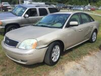 2006 Ford Five Hundred Sedan SEL V6, 3.0L