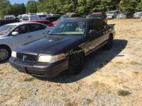 2006 Ford Crown Victoria Sedan Police Interceptor