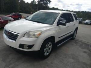 2007 Saturn Outlook SUV XE V6, 3.6L
