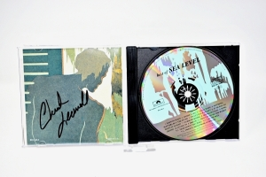 "CHUCK LEAVELL HAND AUTOGRAPHED CD ""BEST OF SEA LEVEL"" - DONATED BY CHUCK AND ROSE LANE LEAVELL"
