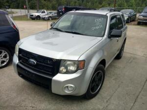 2010 Ford Escape SUV XLT I4, 2.5L