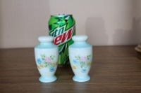 PAIR OF VINTAGE SALT AND PEPPER SHAKERS - 4