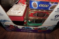 COLLECTIBLE OREO COOKIE TINS - 4