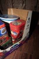 COLLECTIBLE OREO COOKIE TINS - 5