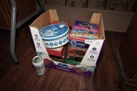 COLLECTIBLE OREO COOKIE TINS - 6