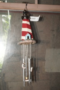 LIGHTHOUSE WIND CHIME