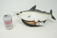 COOL CATFISH MOTION SENSING ARTICULATED MUSICAL WALL PLAQUE - 5