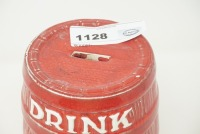 DRINK COCA-COLA BARREL BANK - 2