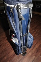 UNUSED LIGHTWEIGHT FULL-SIZE MICHELOB ULTRA LIGHT GOLF BAG WITH BUILT-IN STAND - 3