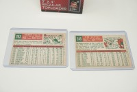 1959 TOPPS BASEBALL CARDS IN HARD PLASTIC COVERS - 4