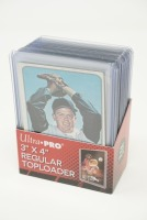 1965 TOPPS BASEBALL CARDS IN HARD PLASTIC COVERS
