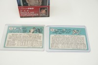 1965 TOPPS BASEBALL CARDS IN HARD PLASTIC COVERS - 4