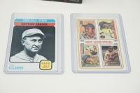 VARIOUS SPECIAL ISSUE BASEBALL CARDS IN HARD PLASTIC COVERS - 3