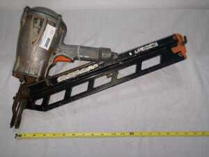 PASLODE FRAMING NAILER, MODEL F3505, CONDITION UNKNOWN NOT TESTED