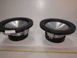 TOO LARGE ECLIPSE SUBWOOFERS, SEE PICTURES FOR DETAILS