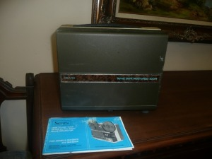 VINTAGE SEARS DU-ALL EIGHT MOVIE PROJECTOR