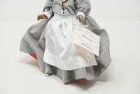 MADAME ALEXANDER DOLL WITH STAND - LIV - 3