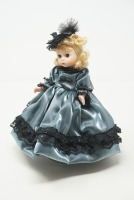 MADAME ALEXANDER DOLL WITH STAND - LIV