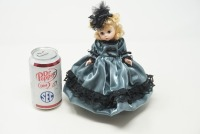 MADAME ALEXANDER DOLL WITH STAND - LIV - 5