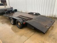 18ft Car Trailer With Winch - 3