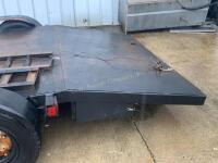 18ft Car Trailer With Winch - 12