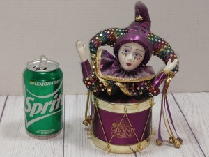 GRAND CASINO BILOXI MUSIC JESTER BOX, plays when the saint go marching in