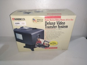 AMBICO DELUXE VIDEO TRANSFER SYSTEM