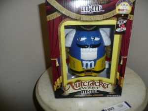 M&M NUTCRACKER NEW INBOX