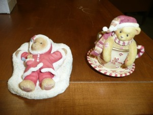 CHERISHED TEDDIES FIGURINES