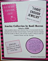 KARLI BUXTON JEWELRY GIFT CERTIFICATE VALUED AT $300 - DONATED BY RICHARD SMITH