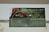 HEAVENLY SPA MOBILE A LICENSED MASSAGE THERAPIST GIFT CERTIFICATE VALUED AT $40 - 3