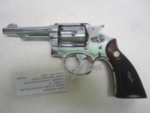 SMITH & WESSON 10 REVOLVER 38 SPL S975426