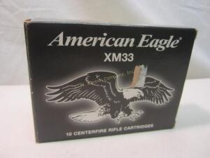 American Eagle 50 Bmg Ammo  660 Grain 10 Rounds