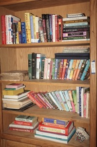 ALL BOOKS AND MORE LOCATED ON SHELVES MARKED 1013 - MBR