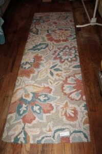 RUNNER RUG, MADE IN INDIA - BR2