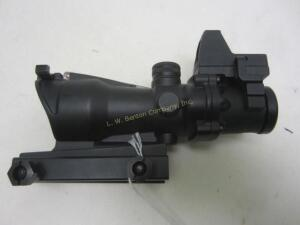 Tactical Scope   3 - In - 1