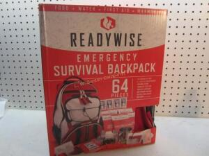 Readywise Emergency Backpack