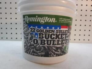 Remington Bucket O' Bullets 22 LR - 1400 Rounds