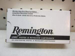 Remington UMC 40 S&W