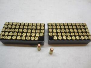 100 Rounds Unmarked 40 S&W