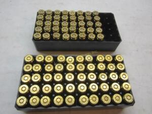 90 Rounds Unmarked 40 S&W