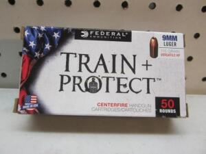 Federal Training & Protect 9 MM