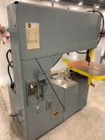 GROB INC. BAND SAW, SERIAL NUMBER 1186, SAW TYPE 4V36, YEAR 1974, 480 VOLT, COMPANY ENGINEER STATES WORKING WHEN PLANT CLOSED - 5