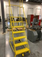67-IN STAIR HEIGHT ROLLING LADDER - 3